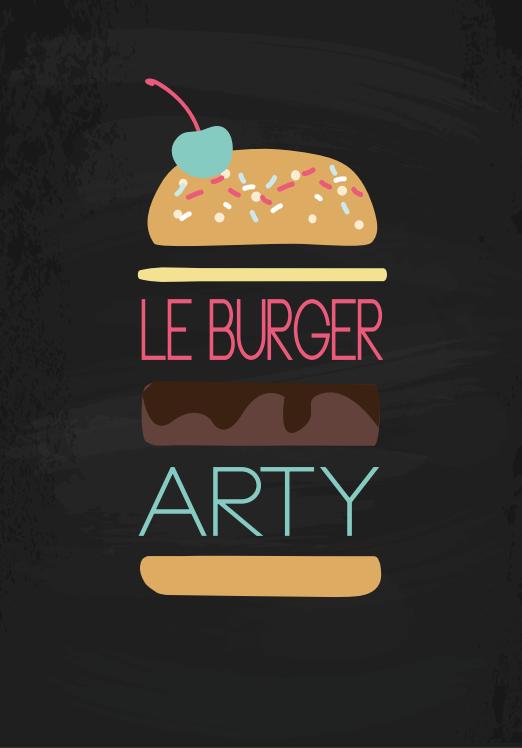 Le Burger Arty