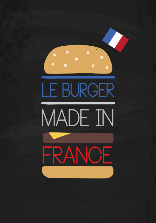 Le Burger Made in France