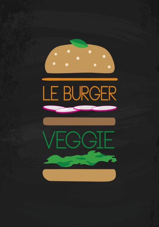 Le Burger Veggie